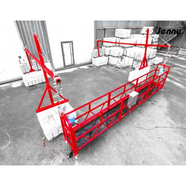 Фасадный подъемник (строительная люлька) ZLP-630